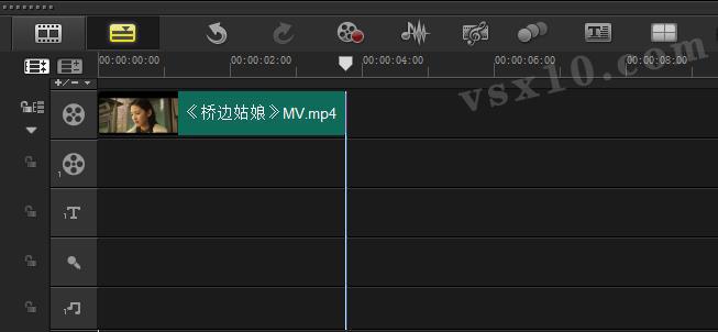 会声会影x10音频滤镜案例