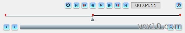 会声会影关键帧控件