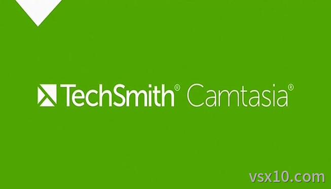 camtasia 2019编辑画布上的多个媒体素材