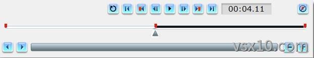 会声会影x10纵横比转换滤镜控件参数