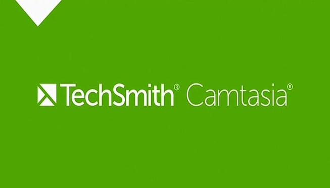camtasia studio 2019录制状态下的录制工具窗口