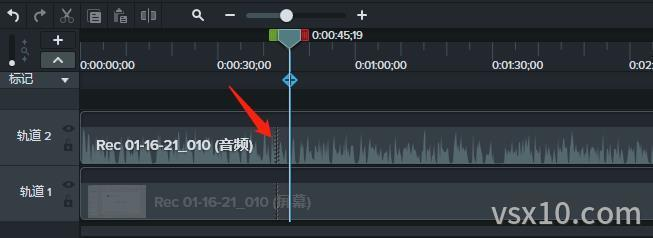 卡塔莎使用纹波删除功能的效果图