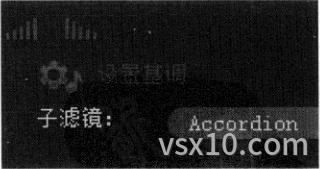 会声会影x3自动音乐设置基调