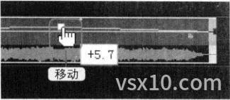 调节音频波段